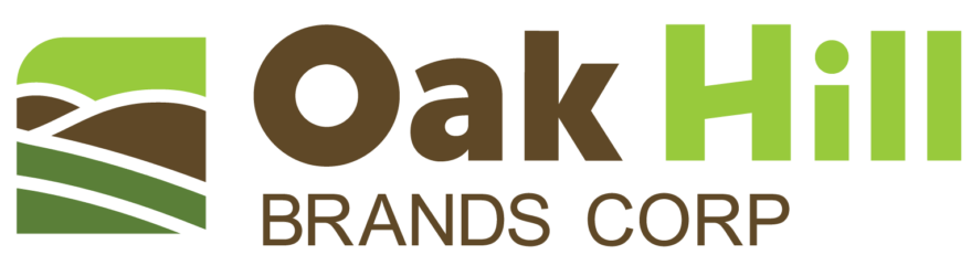 Oak Hill Brands Corp.